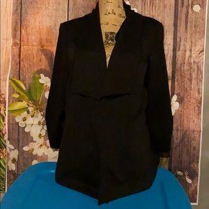 Style & Company black blazer size 2XL